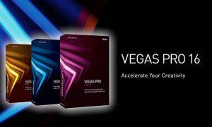 VEGAS Pro 16 Apk iOS Latest Version Free Download