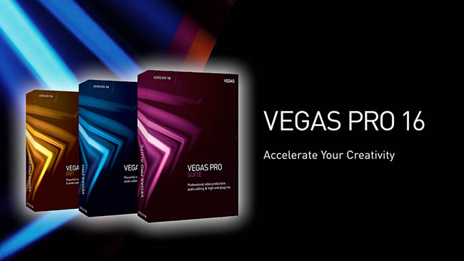 VEGAS Pro 16 Apk iOS Latest Version Free Download