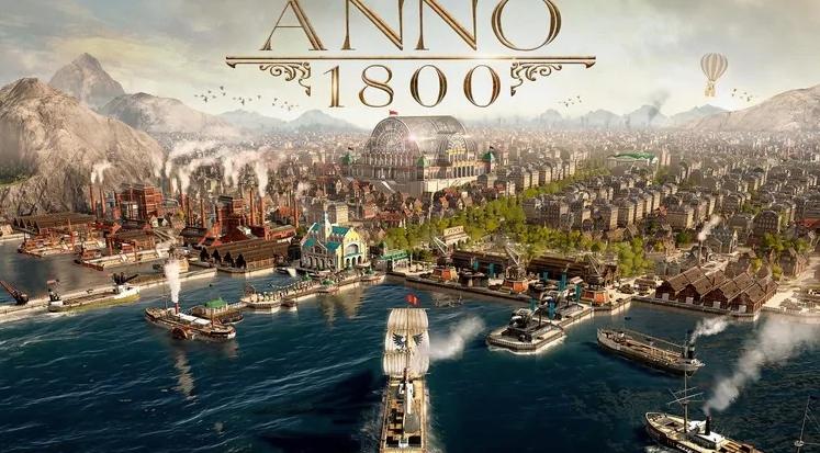 Anno1800 iOS/APK Full Version Free Download