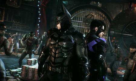 Batman Arkham Knight iOS/APK Full Version Free Download