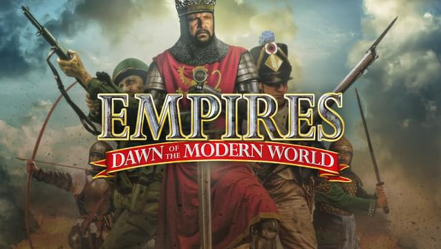 Empires Dawn Of The Modern World PC Latest Version Game Free Download