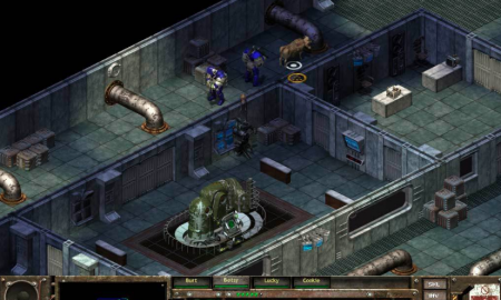 Fallout Tactics PC Latest Version Game Free Download