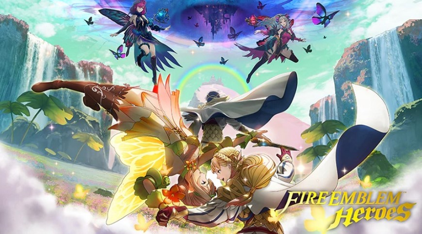 Fire Emblem Heroes 1.1.1 iOS/APK Version Full Game Free Download