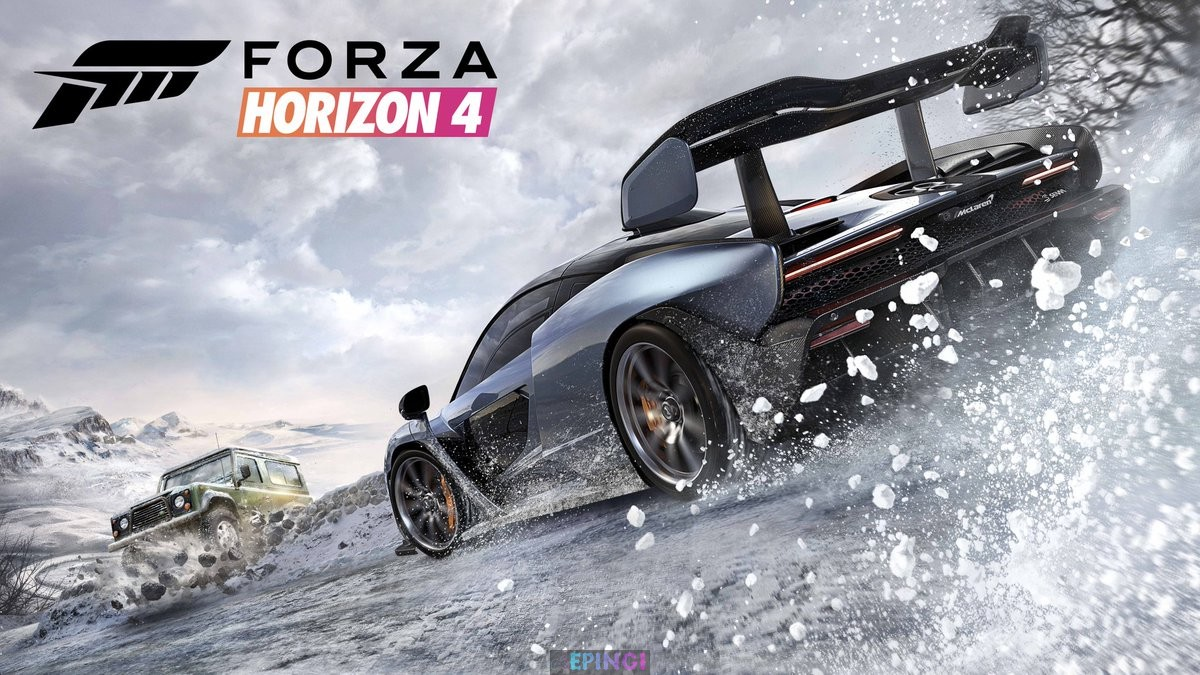 Forza Horizon 4 Cracked PC Latest Version Game Free Download