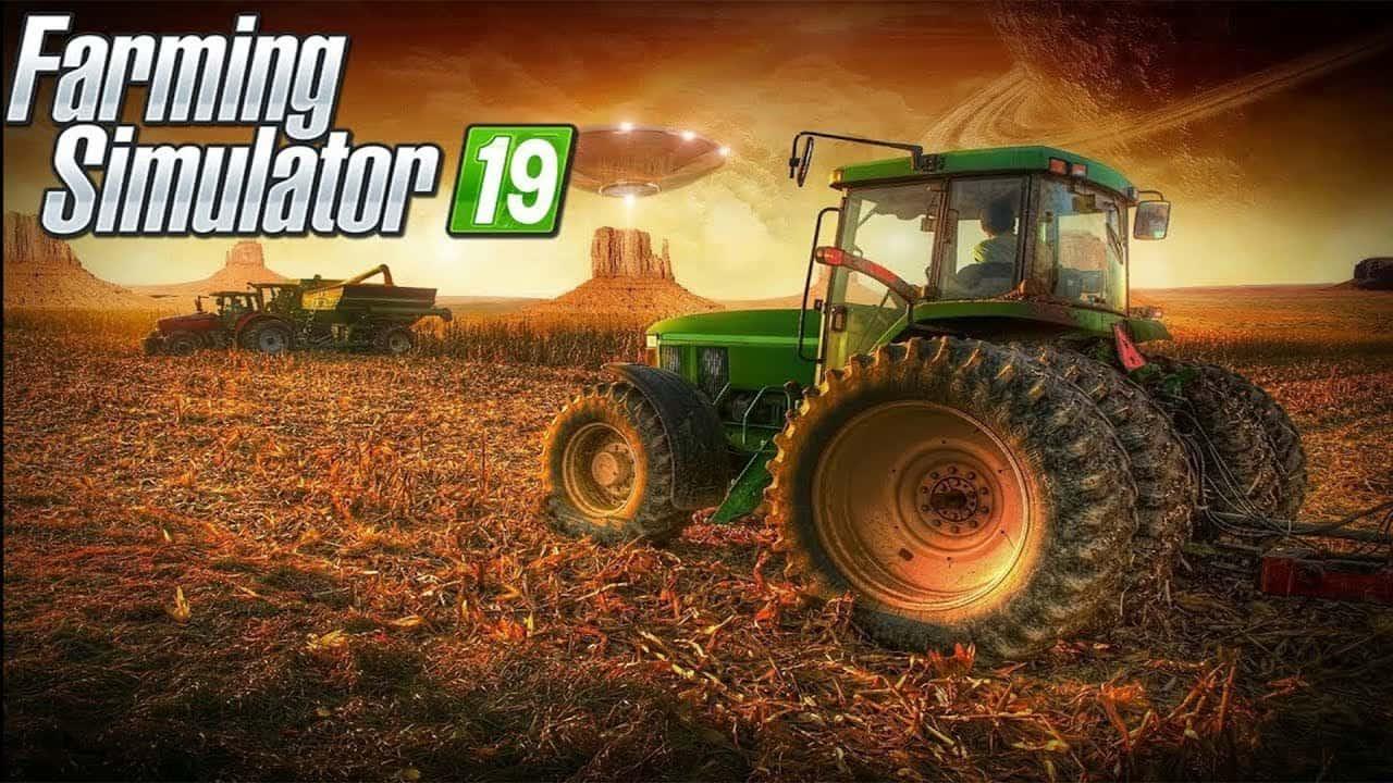Farming Simulator 19 Full Version PC Game Download