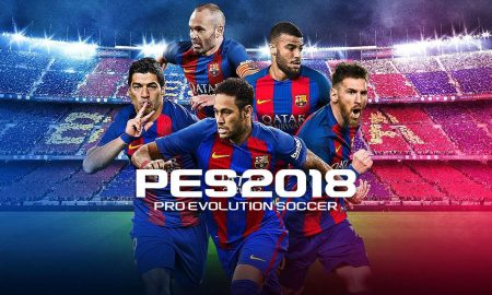 Pro Evolution Soccer 2018 PC Version Download