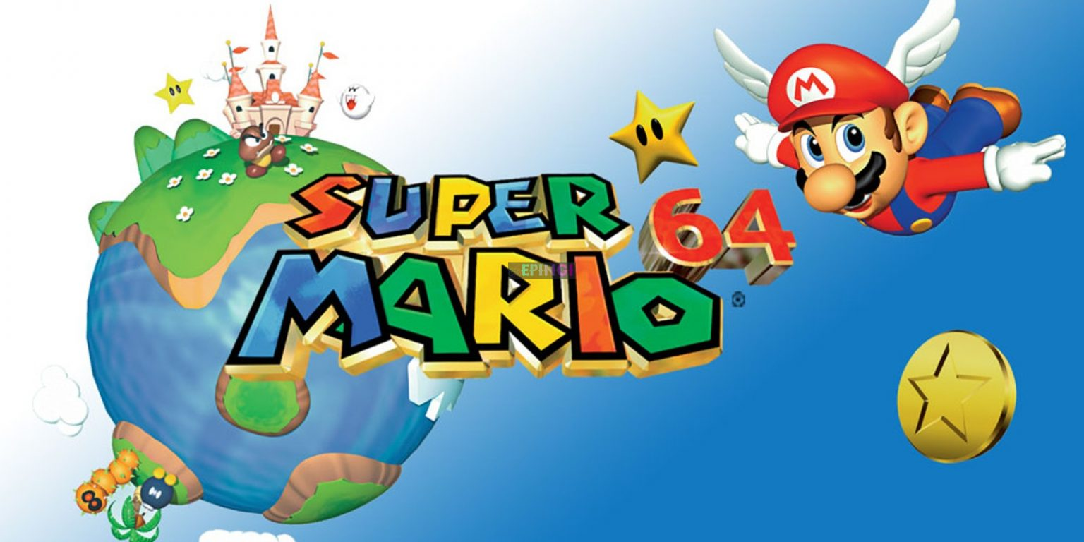 Super Mario 64 APK Mobile Android Full Version Free Download
