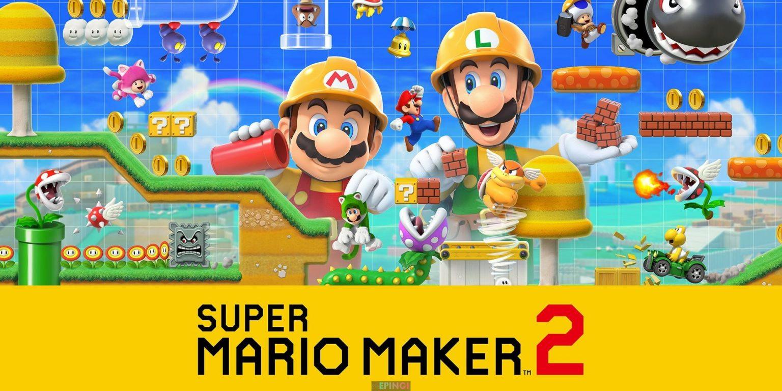 Super Mario Maker 2 Apk Full Mobile Version Free Download