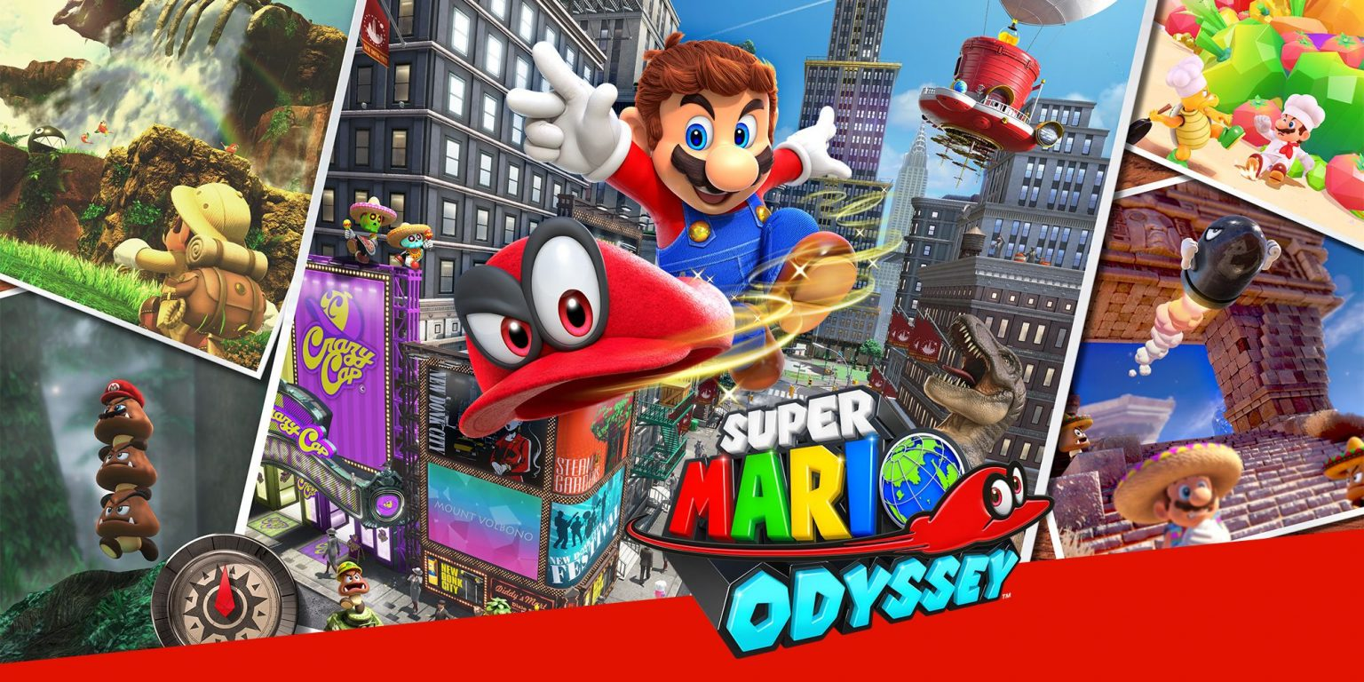Super Mario Odyssey PC Latest Version Game Free Download