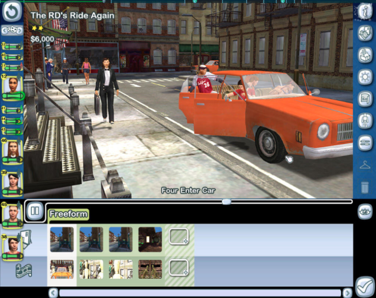 The Movies PC Latest Version Game Free Download