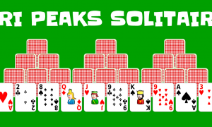 Tri Peaks Solitaire PC Latest Version Game Free Download
