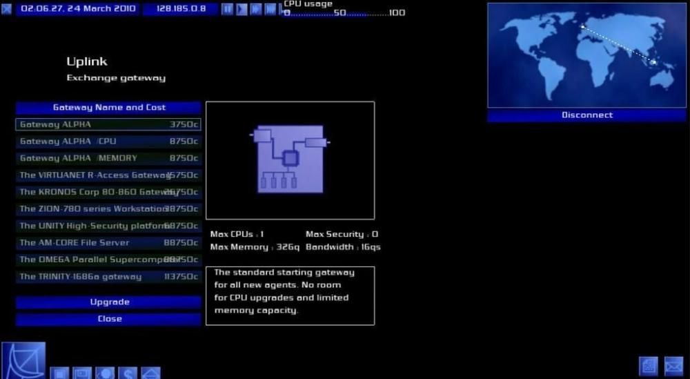 Uplink Game Full Version PC Game Download