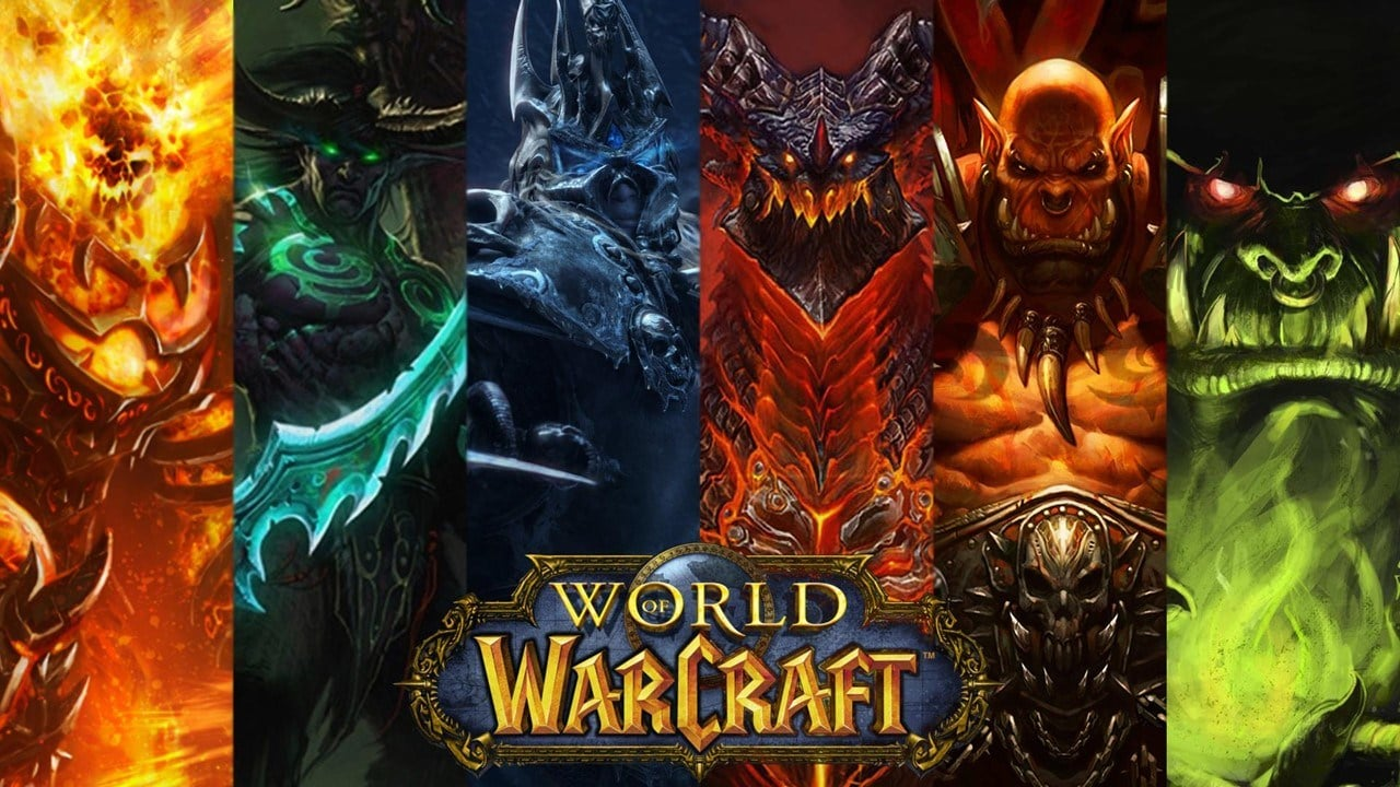World Of Warcraft Full Version Free Download