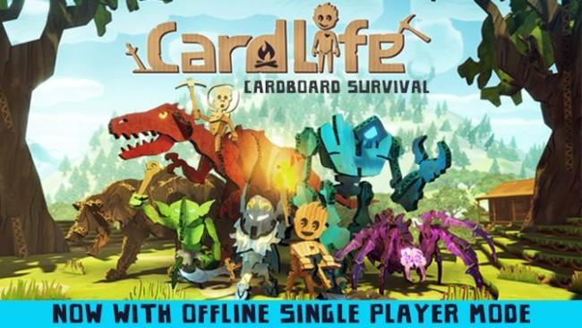 Cardlife: Creative Survival Game Full Version PC Game Download