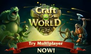 Craft The World iOS/APK Version Full Game Free Download