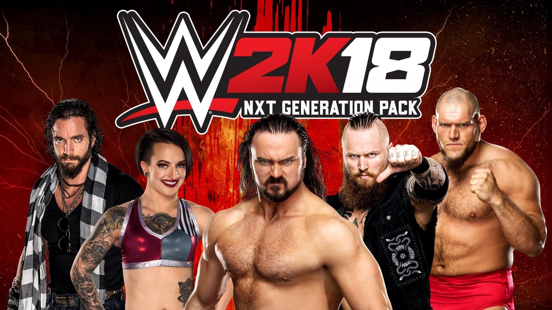 WWE 2K18 PC Version Full Game Free Download