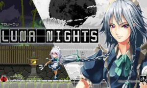 Touhou Luna Nights PC Version Game Free Download