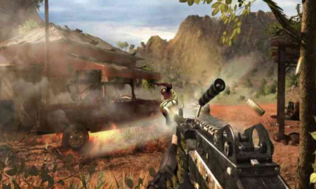 Far Cry 2 Version Full Mobile Game Free Download