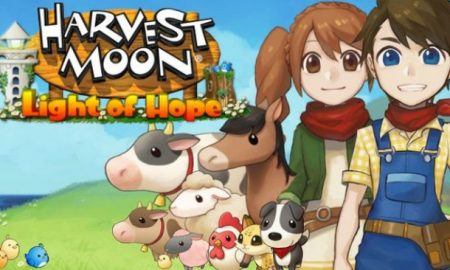 Harvest Moon: Light Of Hope v1.07 PC Version Full Game Free Download