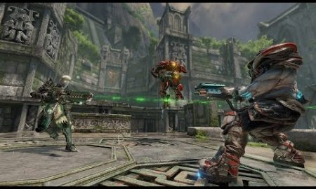 Quake Champions Apk Full Mobile Version Free Download