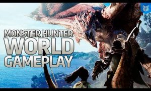 MONSTER HUNTER WORLD Full PC Version Free Download