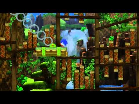 Sonic Generations PC Version Full Game Setup Free Download