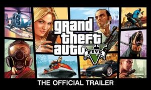 Grand Theft Auto 5 PS3 Full Version Free Download