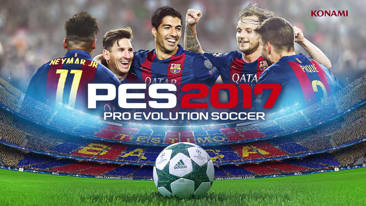 Pro Evolution Soccer 2017 Apk Full Mobile Version Free Download