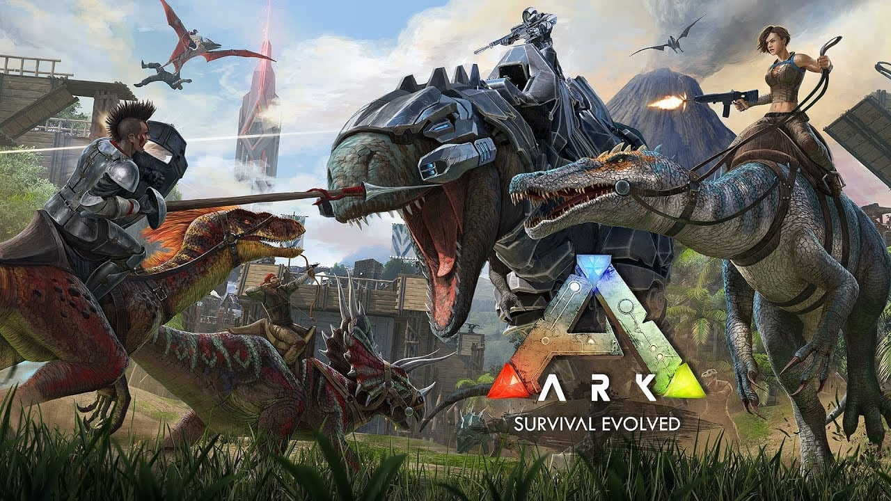 ARK Survival Evolved Apk iOS Latest Version Free Download