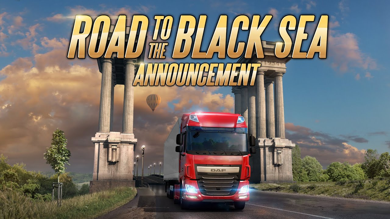 Euro Truck Simulator 2 Road to the Black Sea Game Full Version PC Game Download