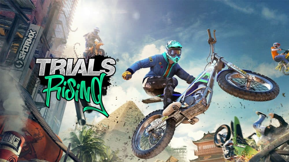 Trials Rising Version Full Mobile Game Free Download