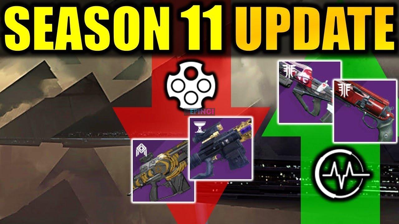 Destiny 2 Season 11 PC Version Full Game Free Download