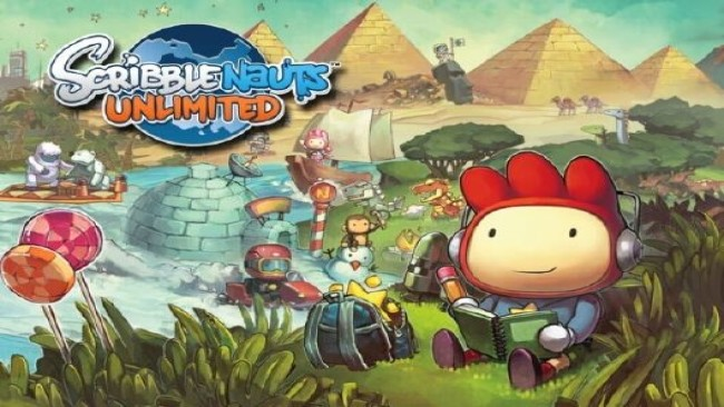 Scribblenauts Unlimited PC Version Game Free Download