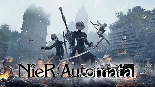 Nier Automata Apk Full Mobile Version Free Download