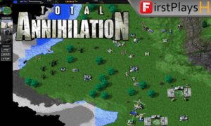 Planetary Annihilation PC Latest Version Game Free Download