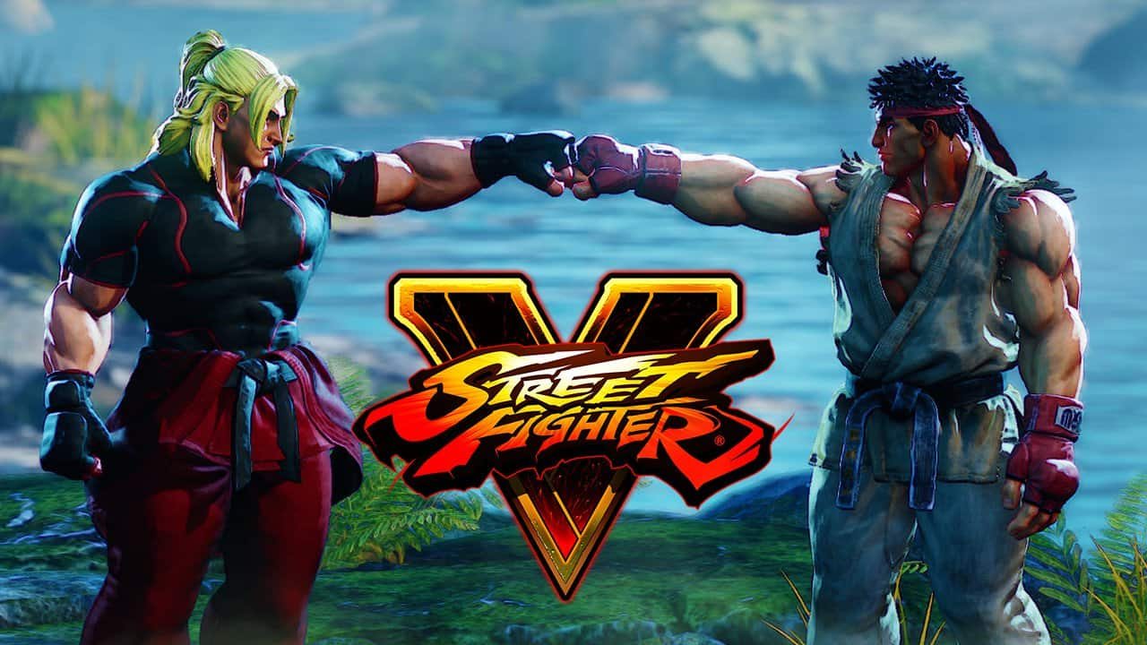 Street Fighter V PC Latest Version Game Free Download