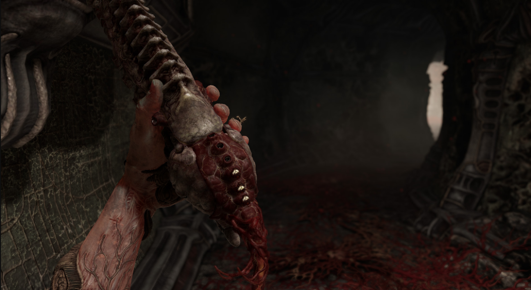 Scorn Demo Full Version PC Game Download