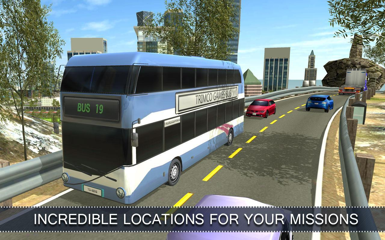 Bus Simulator 16 iOS/APK Version Full Game Free Download