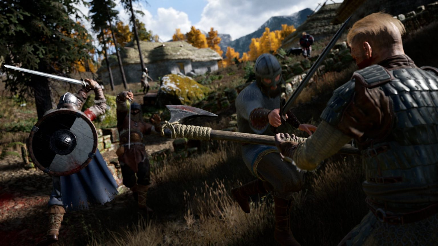 Valhall PS4 Full Version Free Download