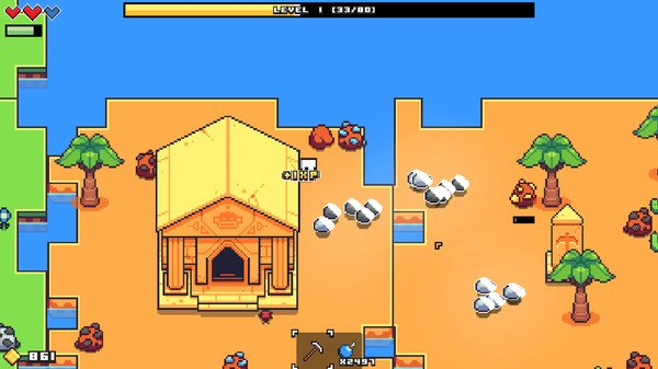 Forager PC Version Game Free Download