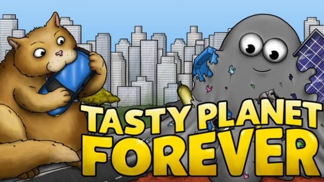 Tasty Planet Forever Version Full Mobile Game Free Download