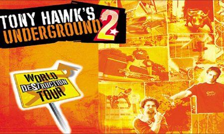 Tony Hawk's Underground 2 iOS/APK Full Version Free Download