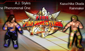 Fire Pro Wrestling World Apk iOS Latest Version Free Download