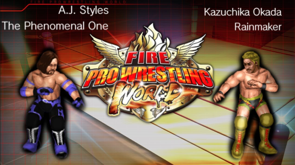 Fire Pro Wrestling World Apk iOS Latest Version Free Download