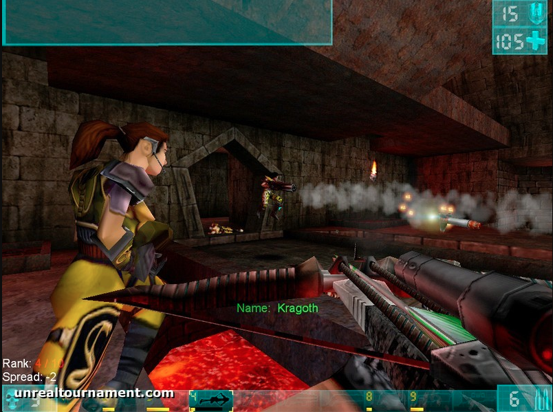 Unreal Tournament PC Version Game Free Download