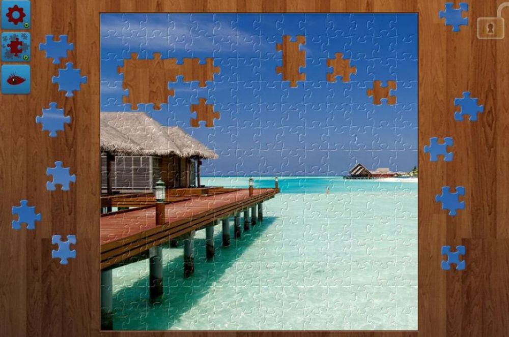 Jigsaw Puzzles PC Latest Version Game Free Download