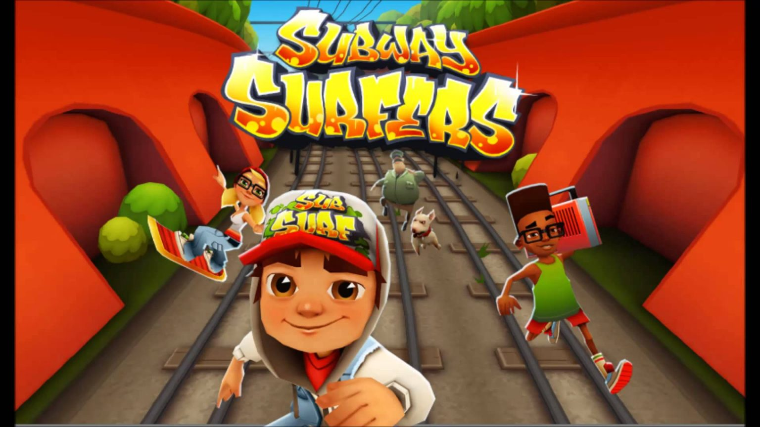 Subway Surfers PC Version Full Game Free Download