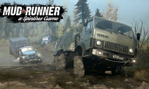 Spintires MudRunner Full Version PC Game Download