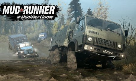 Spintires MudRunner Full Version PC Game Download