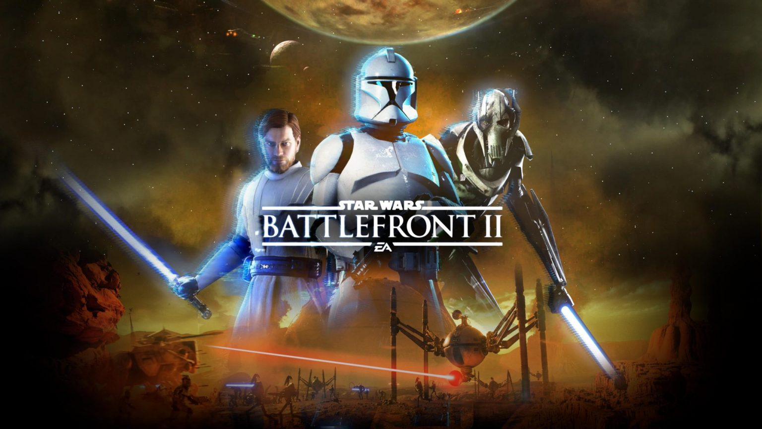 Star Wars Battlefront 2 Full Version PC Game Download